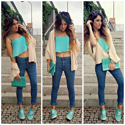 Blog de Moda Outfit Top verano 2015