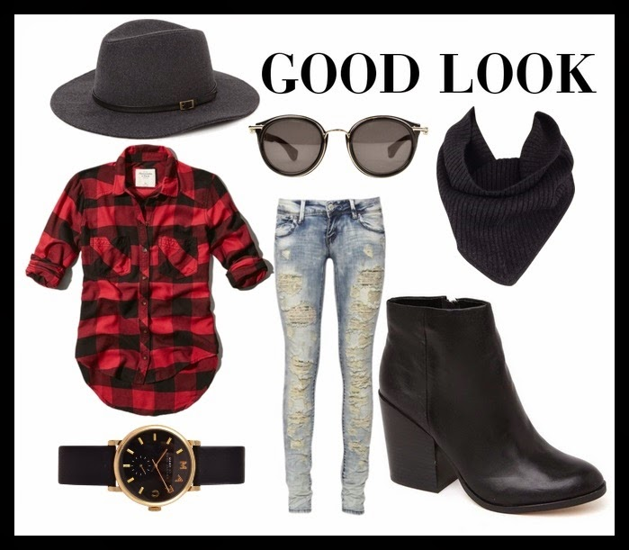 OUTFIT OTOÑO 2014
