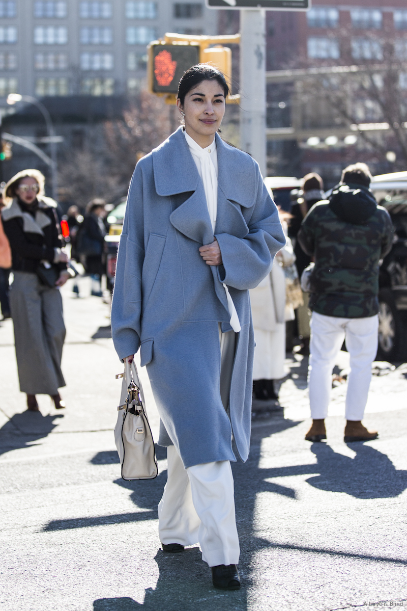 NYFW FW2015 day 2, New York,