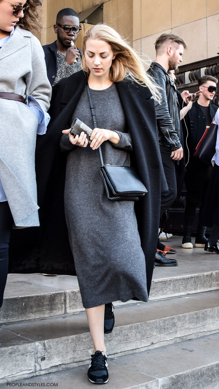 fashion-grey-coat-sneakers-adidas-new-balance-street-style-paris-peopleandstyles-com-2